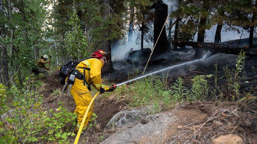 Biden declara el estado de desastre en California a causa de los incendios