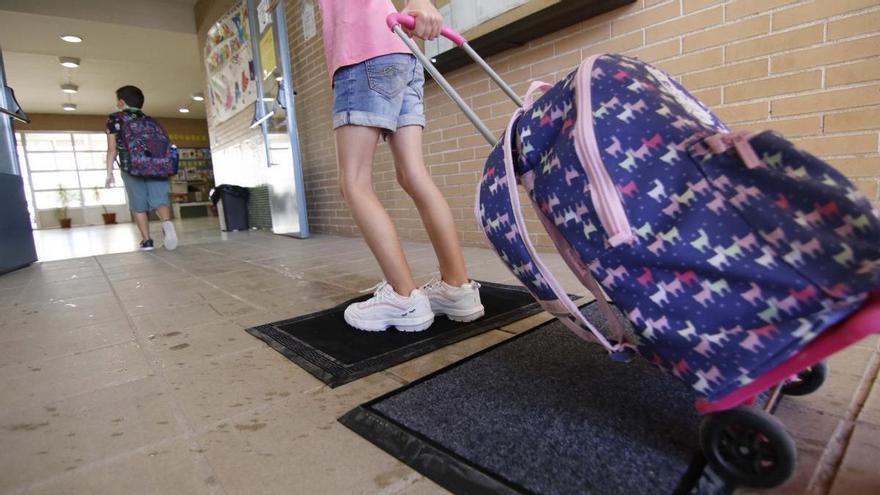 El 96,52% de las familias cordobesas logran plaza en el centro escolar escogido