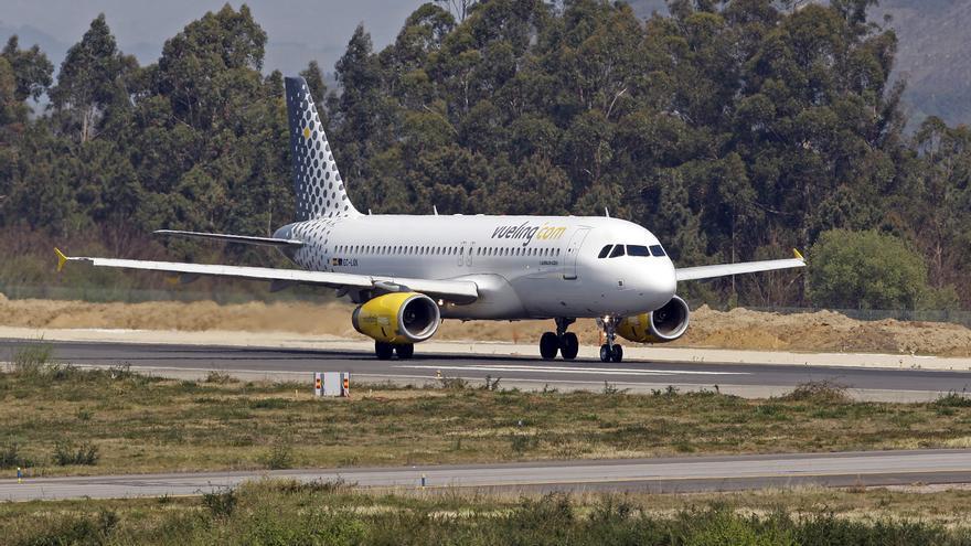 El aeropuerto de Vigo recupera el vuelo a Barcelona