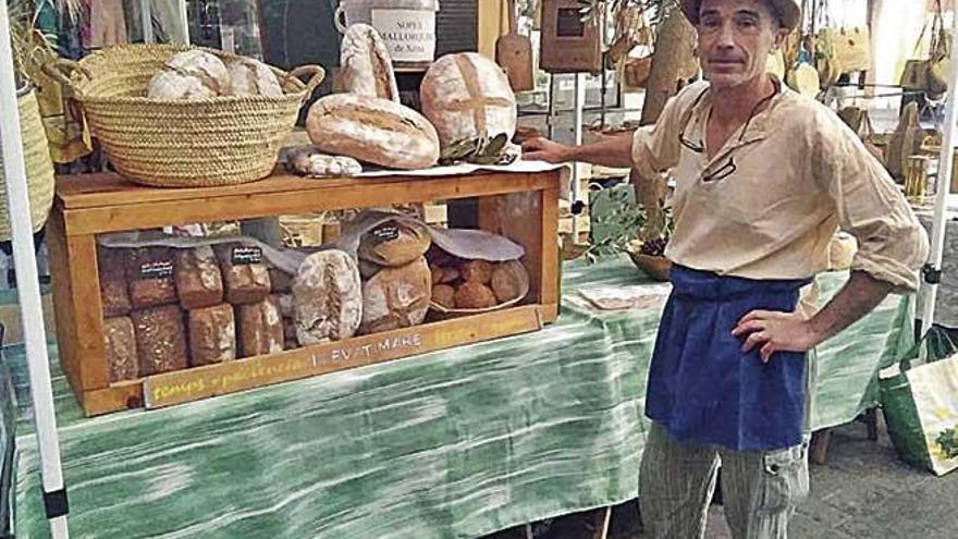 El pan auténtico y antiguo