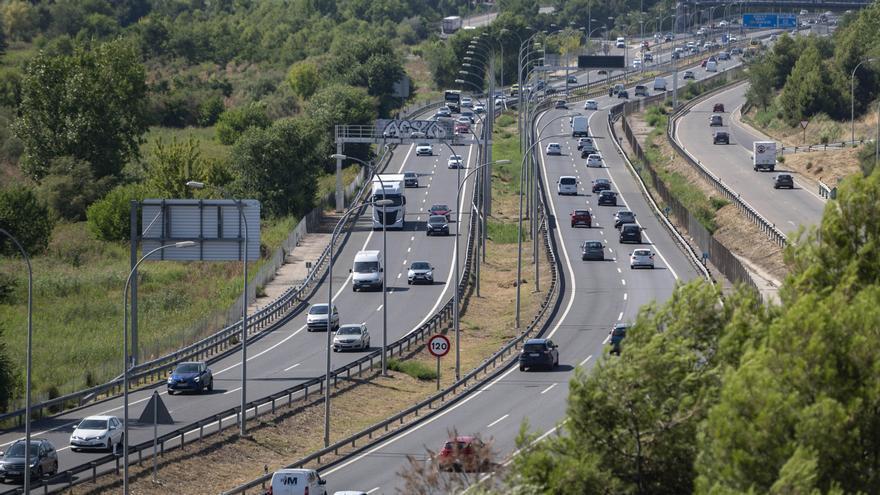 Obras en la MA-20 provocarán un corte total de tráfico el lunes que viene