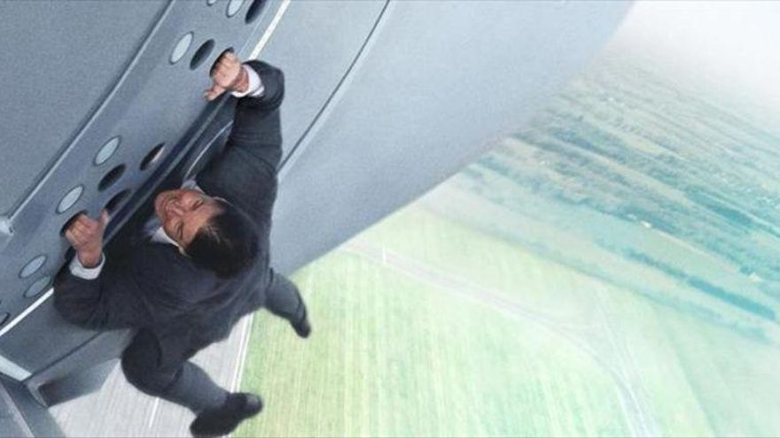 Tom Cruise supera a Carlos Herrera
