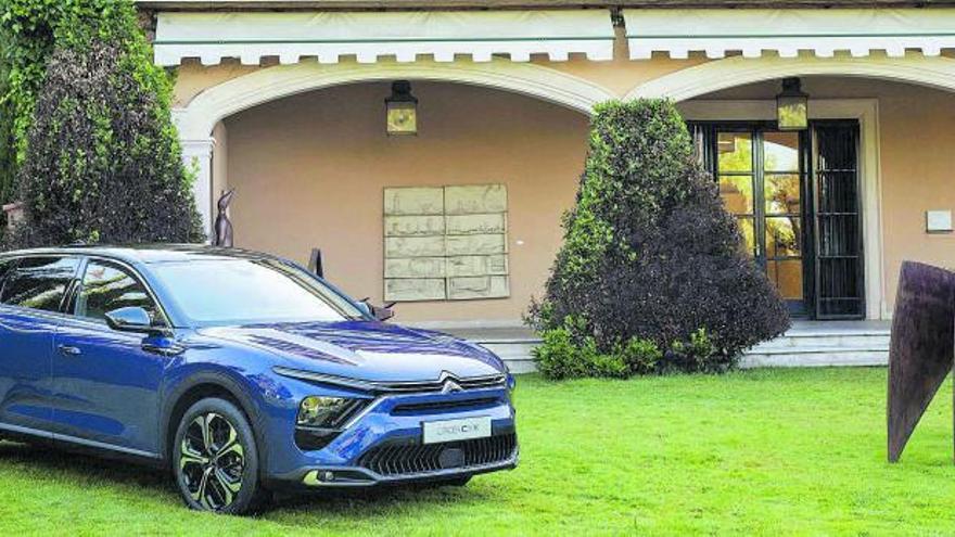 Citroën reinventa les berlines