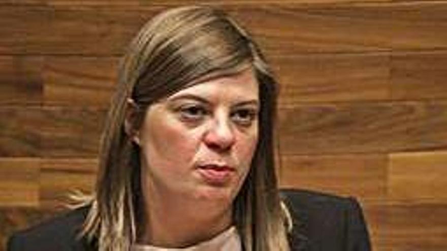Gimena Llamedo preside la gestora del PSOE de Llanes tras la dimisión de Herrero