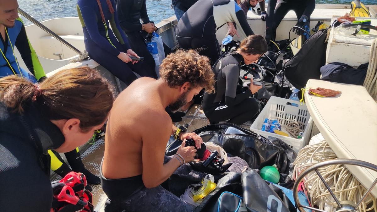 Salt al Mar i Platges Netes es troben per realitzar una nova acció climàtica
