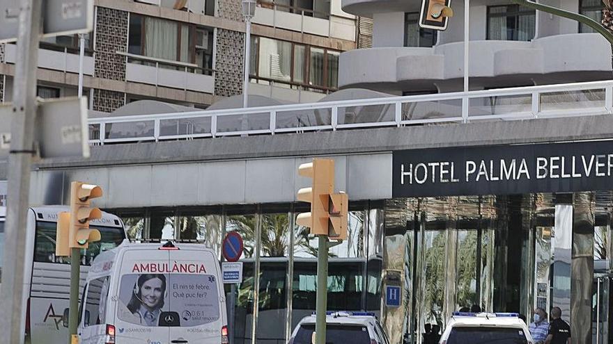 So viele Gäste waren im Sommer im Covid-Hotel auf Mallorca