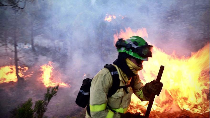 La posibilidad en Galicia de incendios de 6ª generación obliga a nuevos protocolos