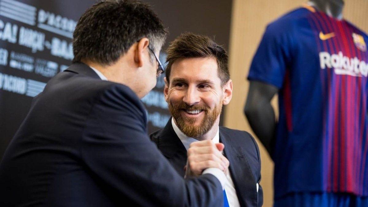 Messi cobrará 39 millones en julio por su fidelidad al Barça