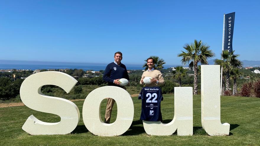 AEDAS Homes renueva su compromiso como patrocinador del Marbella Rugby Club