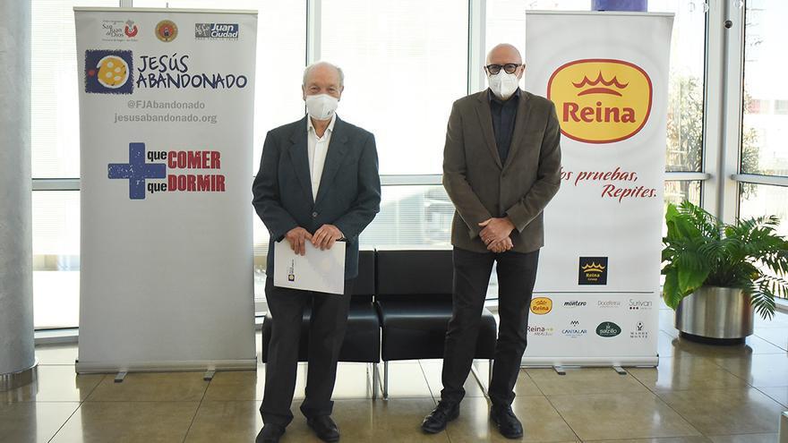 Alfonso López Rueda, presidente del Grupo Reina, nombrado 'Hijo Predilecto de Caravaca'