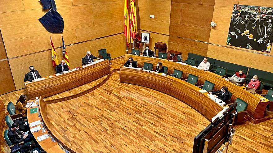 La diputación busca altos cargos  como viceinterventores provisionales