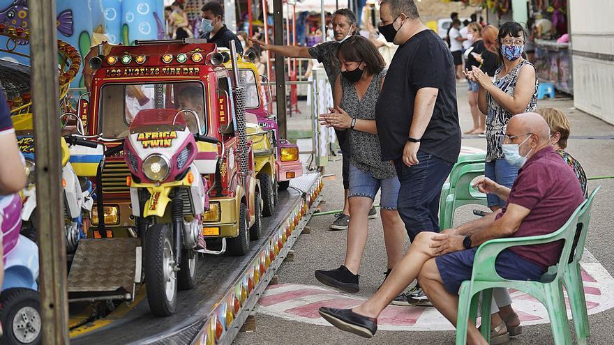 Els firaires gironins esperen una «bona temporada» d'estiu