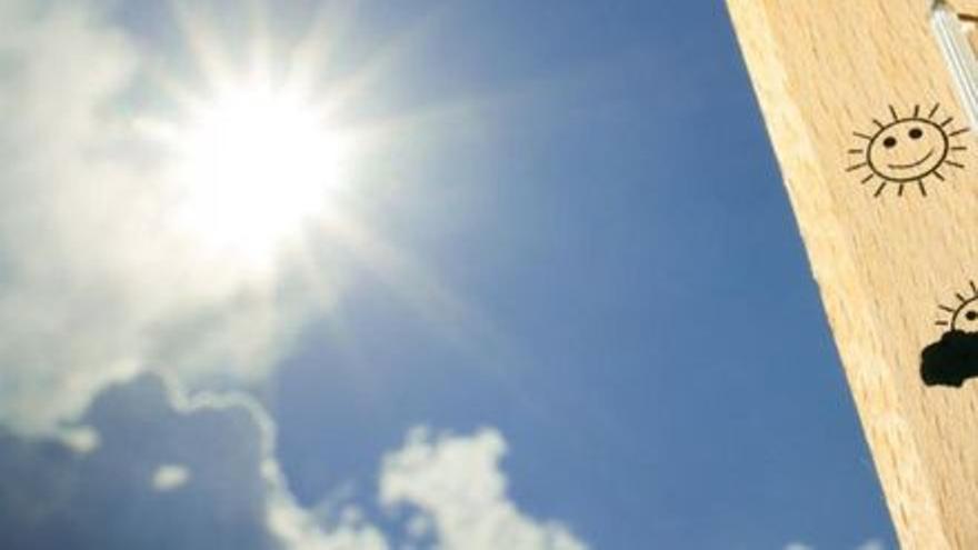Pocos cambios en las temperaturas en Canarias este martes