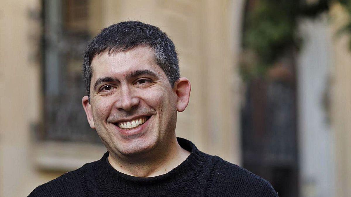 El periodista y escritor Bruno Bimbi.