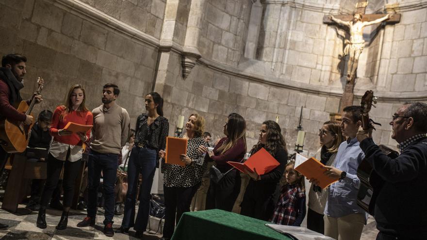 Las cofradías de La Horta de Zamora unen sus fuerzas en la ayuda a los necesitados