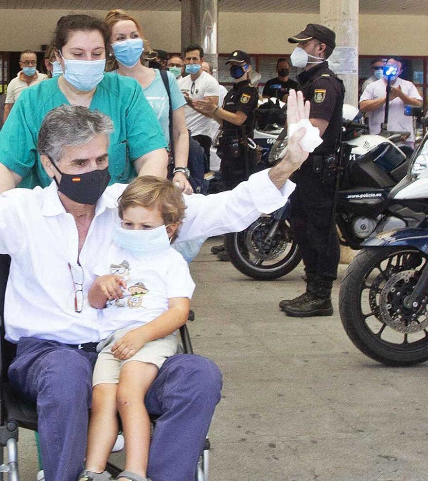 José del Castillo: Cercanía al ciudadano a pesar del riesgo