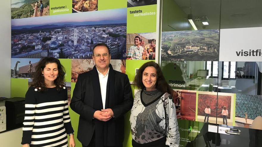 Figueres torna a FITUR per rellançar l'interès dels viatgers cap a la ciutat i la comarca