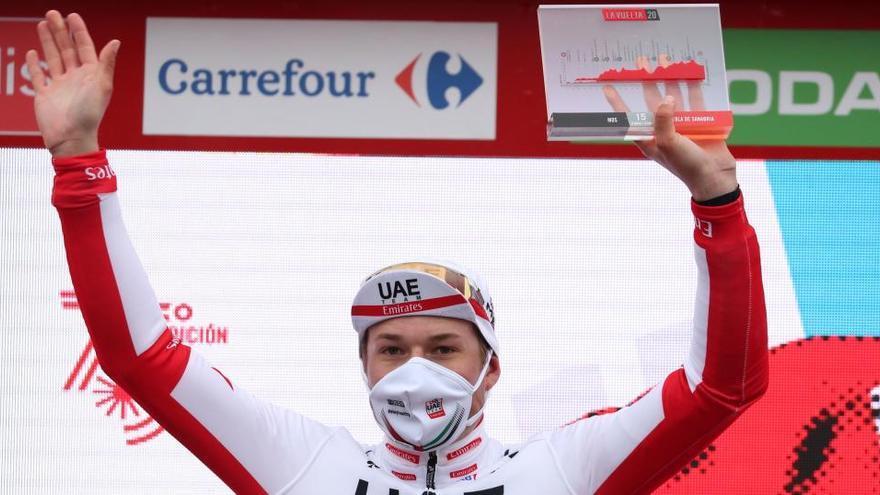 Ganador de la etapa 14 de la Vuelta: Jasper Philipsen