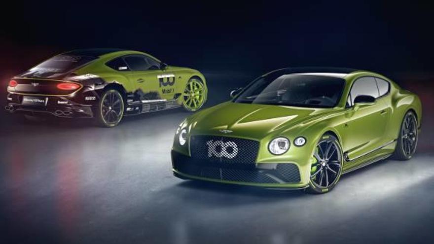 Edición limitada del Bentley Continental GT