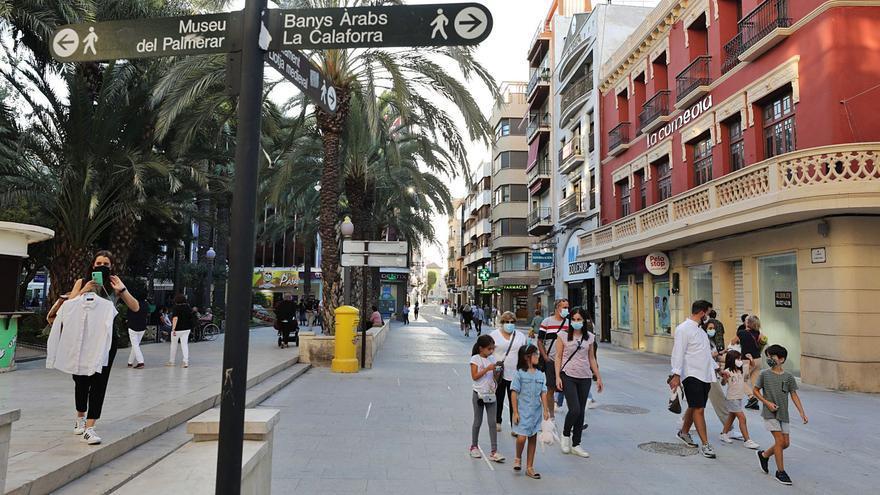 Elche señala el centro histórico como un barrio a revitalizar con el Plan General