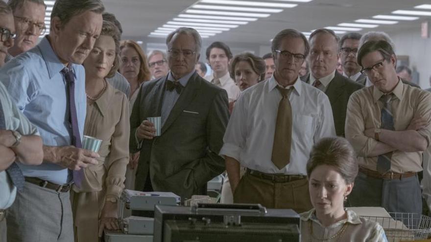 «Los archivos del Pentágono»: Spielberg explora els secrets dels EUA al Vietnam