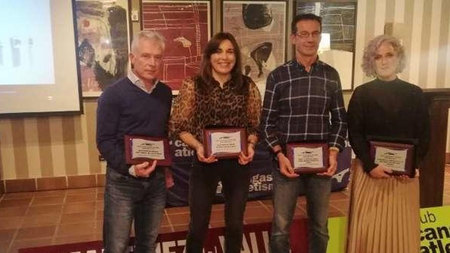 El club Cangas de Onís Atletismo, a por la maratón de Belgrado