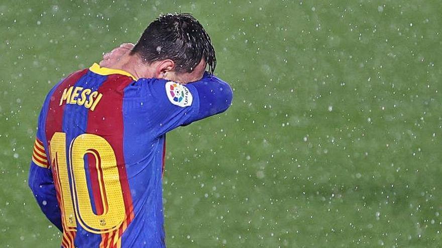 Messi, decisión casi tomada: este será su futuro