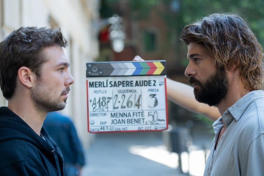 Finalitza el rodatge de Merlí: Sapere Aude T2