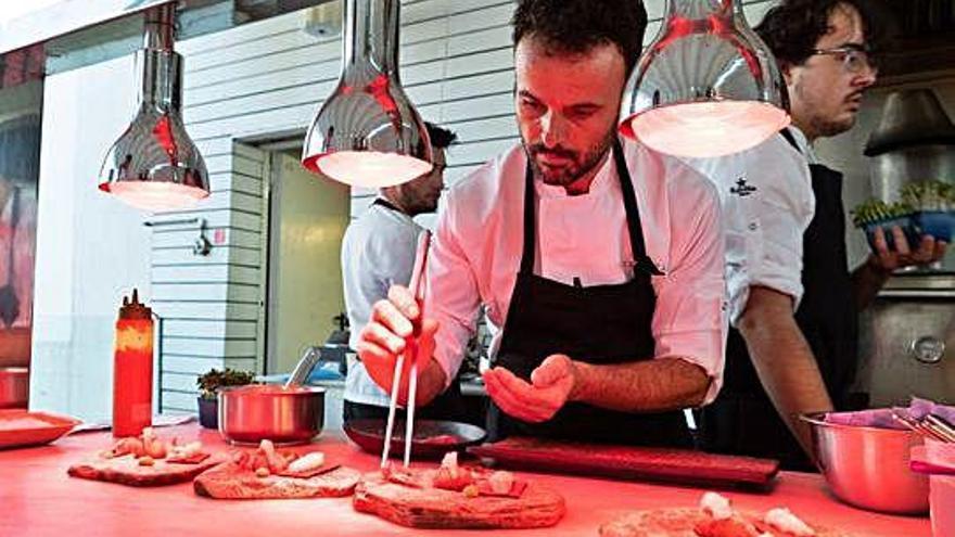 El chef que eleva el guiso payés a la alta cocina