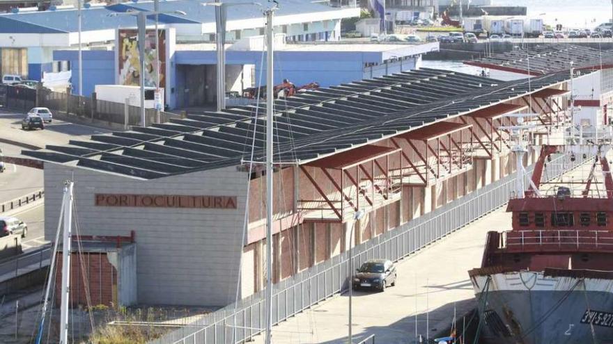 El Puerto licitará las oficinas en la nave de rederos de O Berbés tras el plácet municipal
