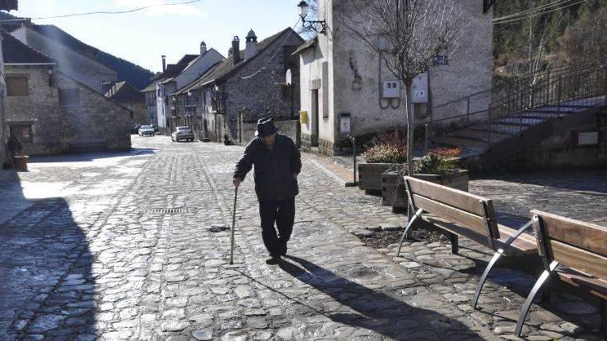 El 'big data' de la despoblación en Aragón