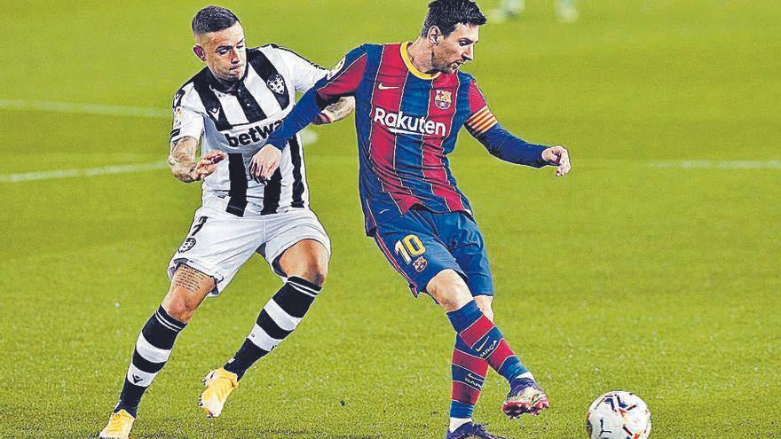 VÍDEO: L'emotiu adeu del club a Leo Messi