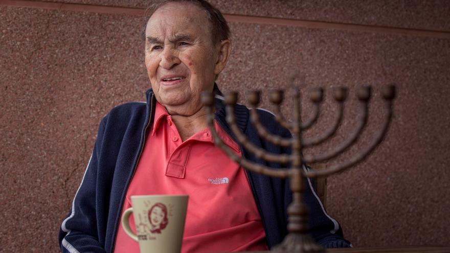 Max Kirschberg, memoria del horror nazi, inicia su último viaje desde Cartagena