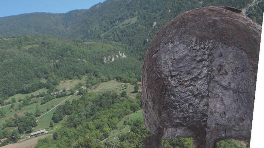 L'exposició «Cavallers i ferrers al castell de Rocabruna» s'instal·la a la Ciutadella