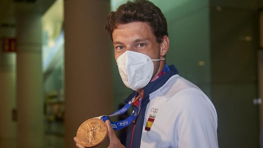 """Pablo Carreño: """"Con el nivel de los Juegos puedo aspirar a muchas cosas"""""""