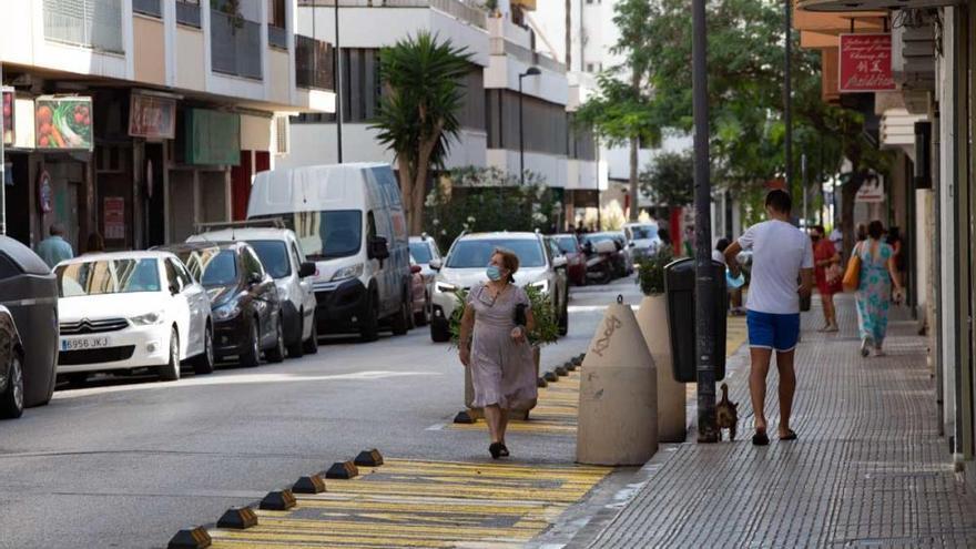 Confinamiento vigilado y tranquilo en Ibiza y Sant Antoni