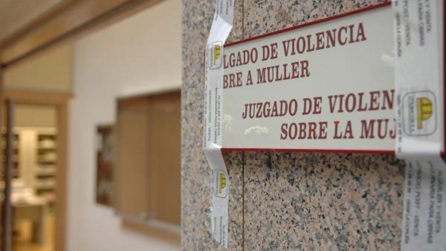 Crecen las denuncias y descienden las muertes por violencia machista en Galicia en 2017