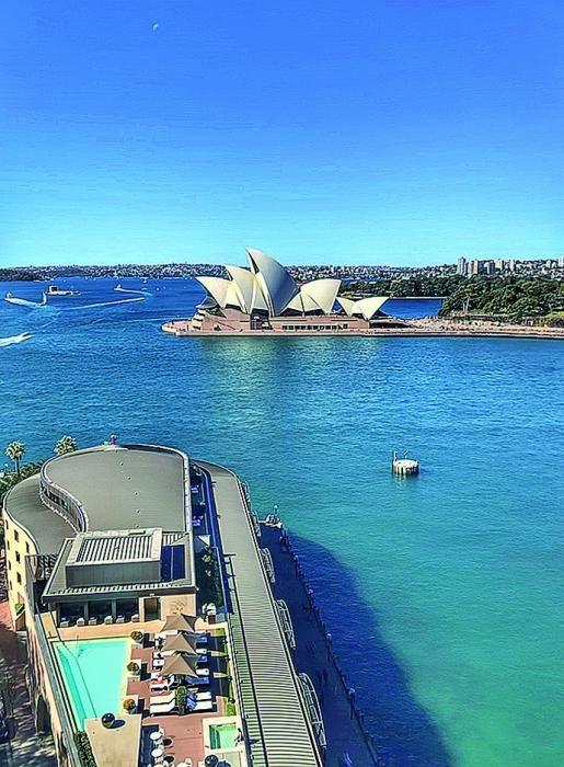 Australia se pone sabrosa