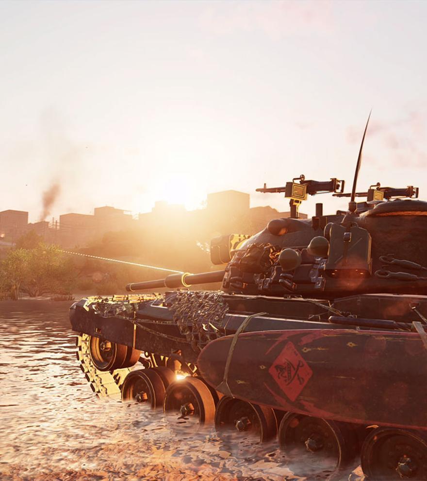 World of Tanks: Modern Armor introducirá nuevos carros de combate contemporáneos
