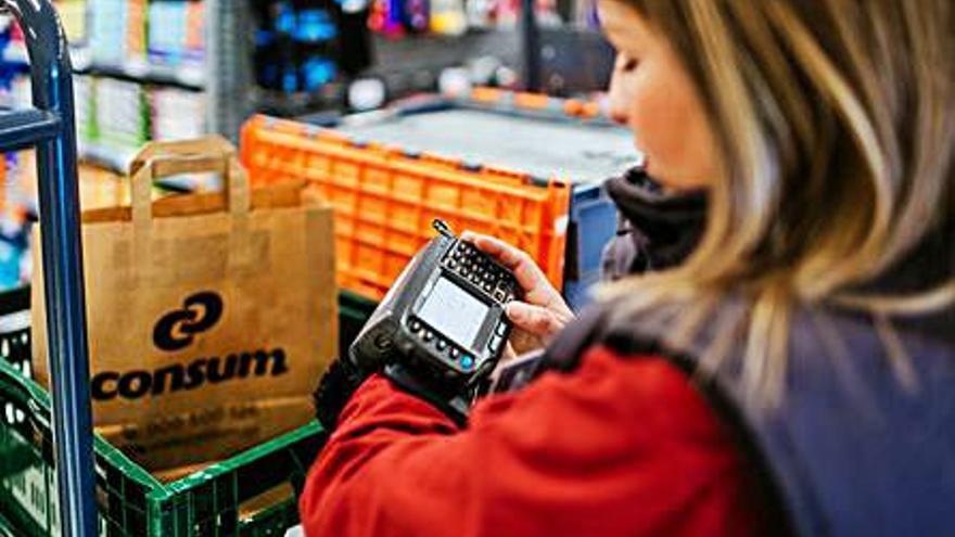 Consum amplía su canal de ventas 'online' en Cataluña y  Murcia