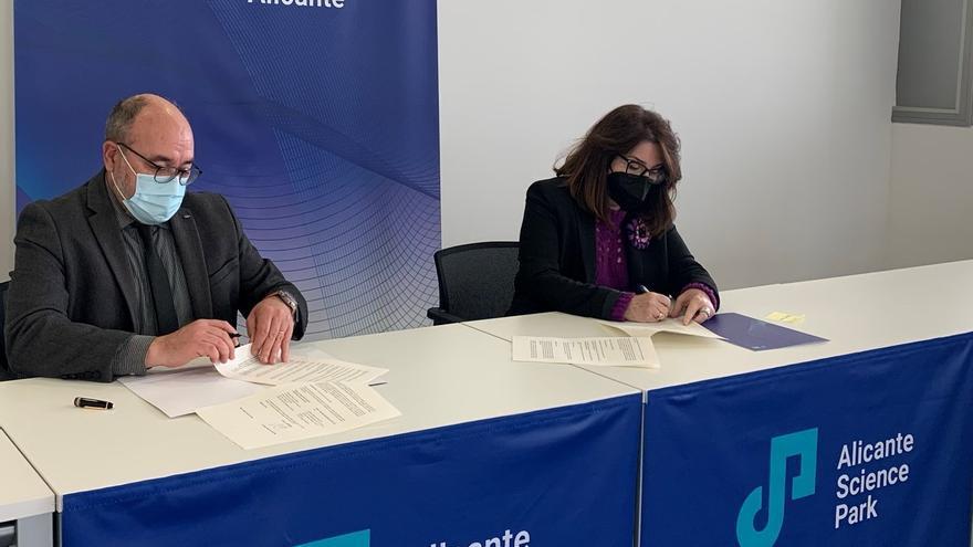 Nueva biofarmacéutica en el parque científico de la UA