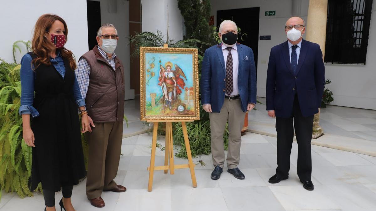 Luis Martín será el pregonero de la festividad de san Rafael