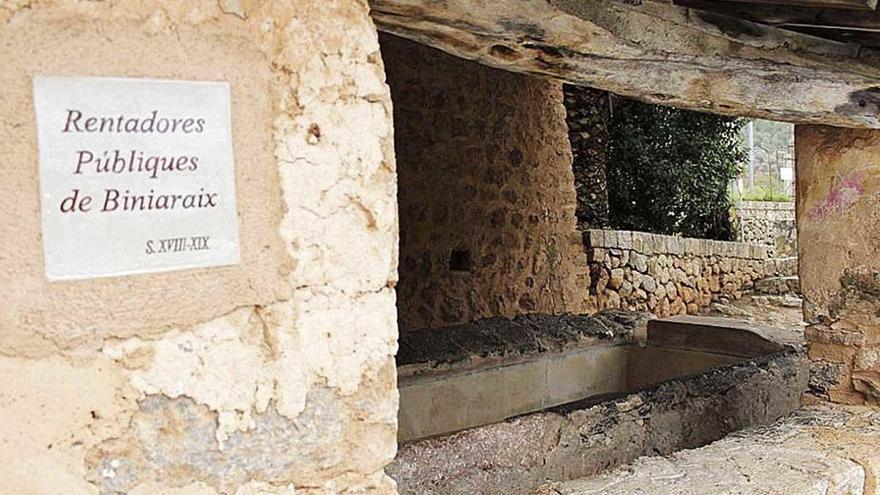 El catálogo de patrimonio de Sóller protegerá un millar de elementos