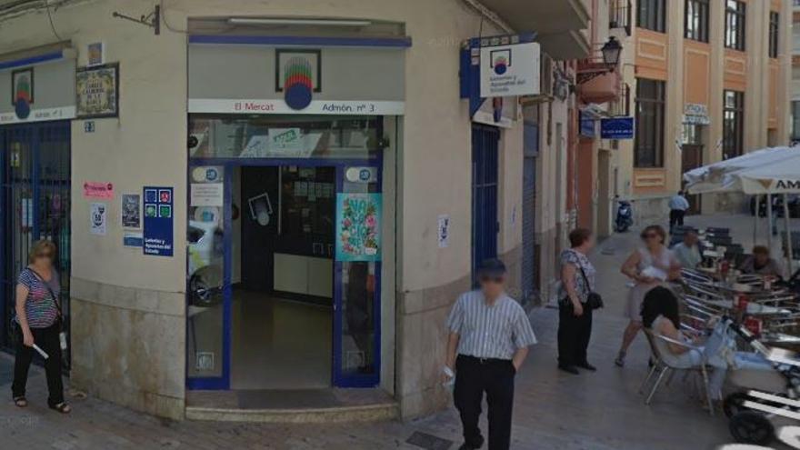 El segundo premio de la Lotería Nacional cae en un pueblo valenciano