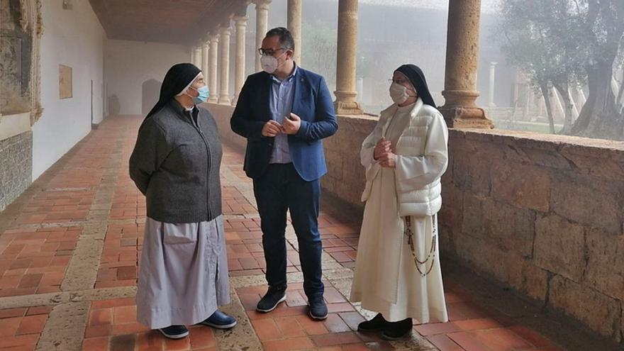 La Diputación aumenta la ayuda anual al Sancti Spíritus para fomentar el turismo