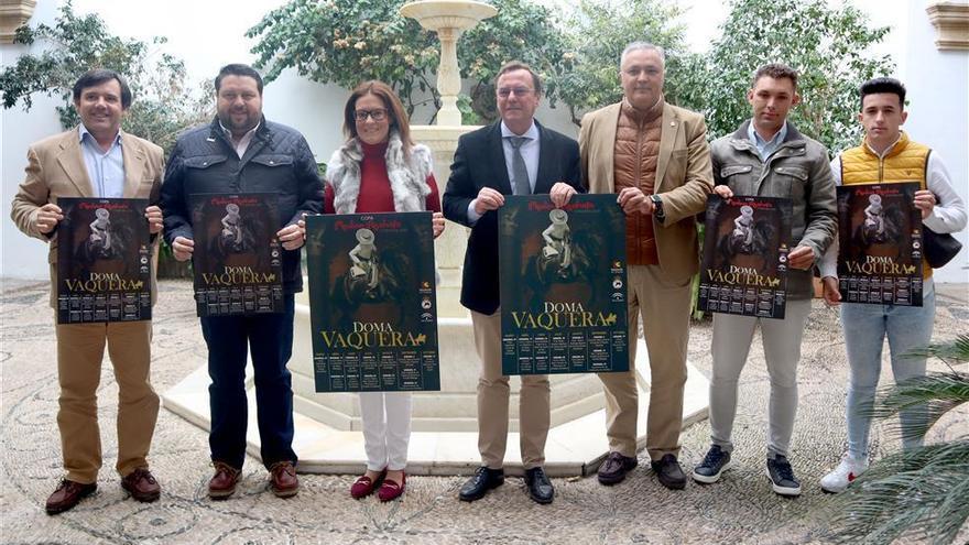 La Copa Medina Azahara contará con jinetes de cuatro provincias andaluzas