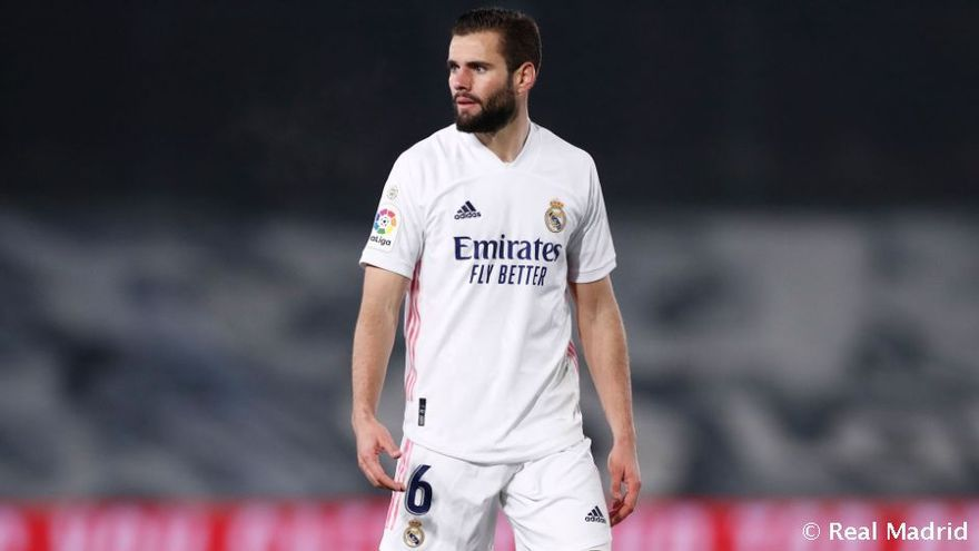 Nacho no viaja con el Madrid a Alcoy por contacto con un positivo por covid