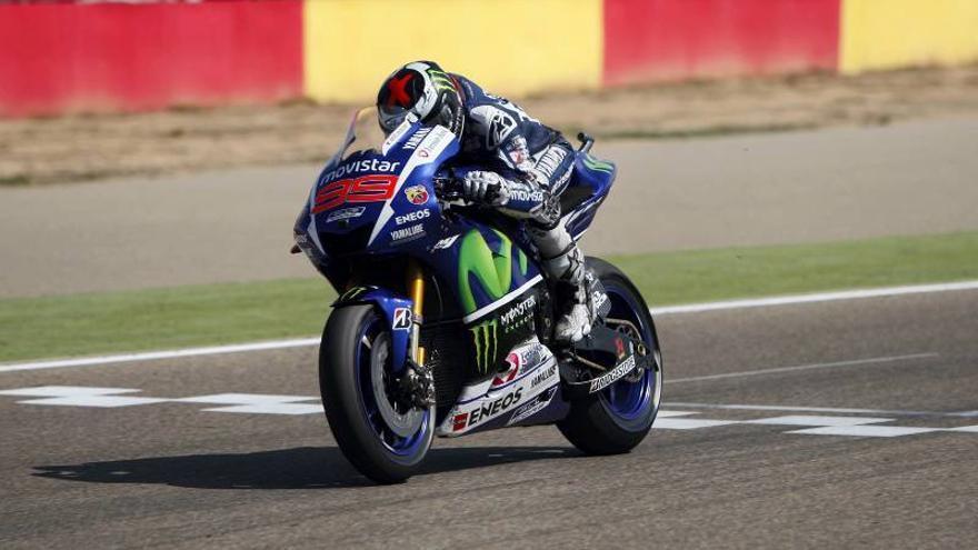 Las mejores imágenes del Gran Premio de Aragón