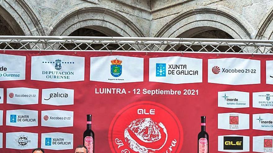 El cicloturismo se cita en la Ribeira Sacra este septiembre