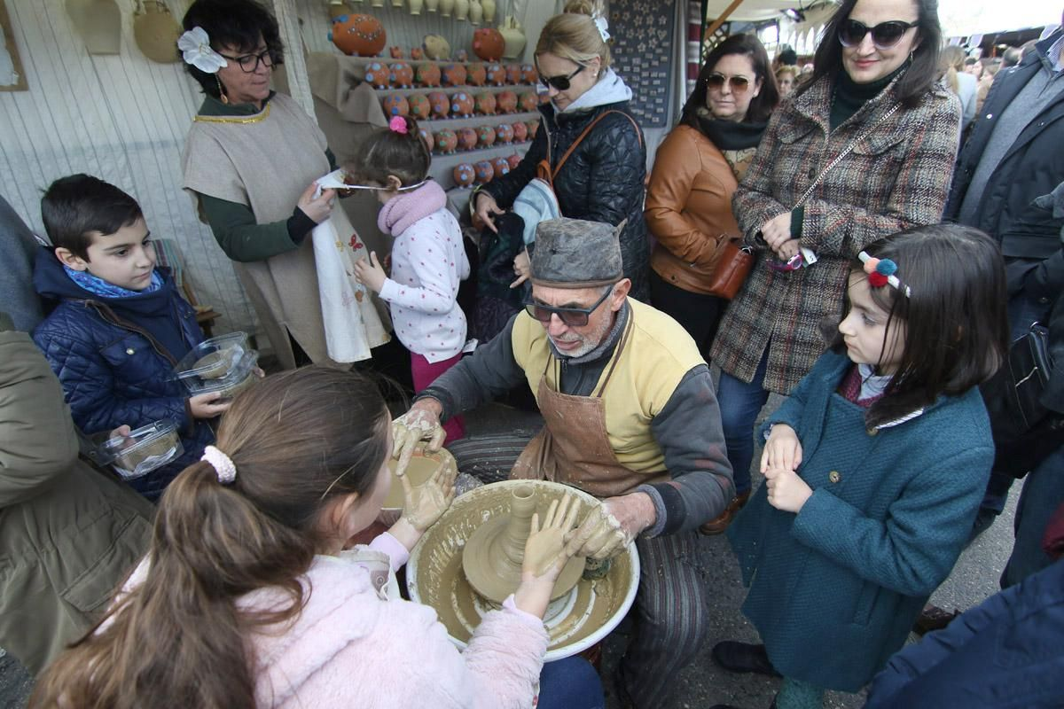 Sábado de Mercado Medieval en La Calahorra